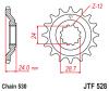 JTF528.17 Звезда ведущая 17 зубов